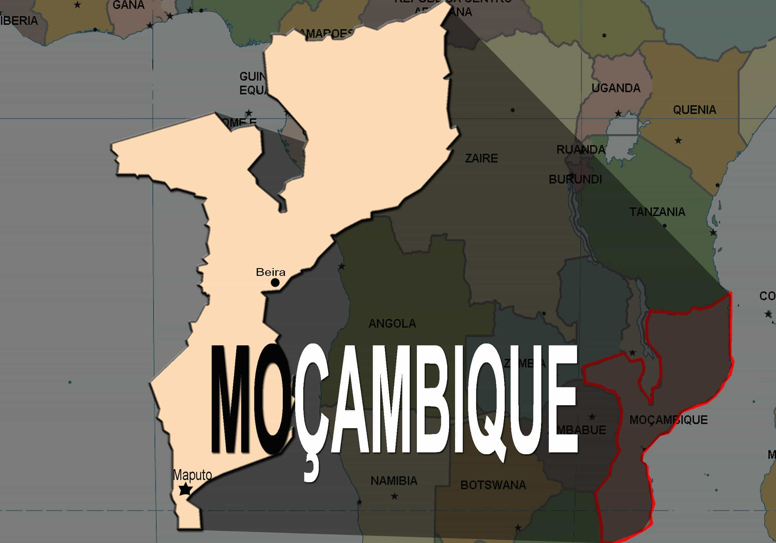 Caravana da petrolífera Anadarko atacada na província de Cabo Delgado