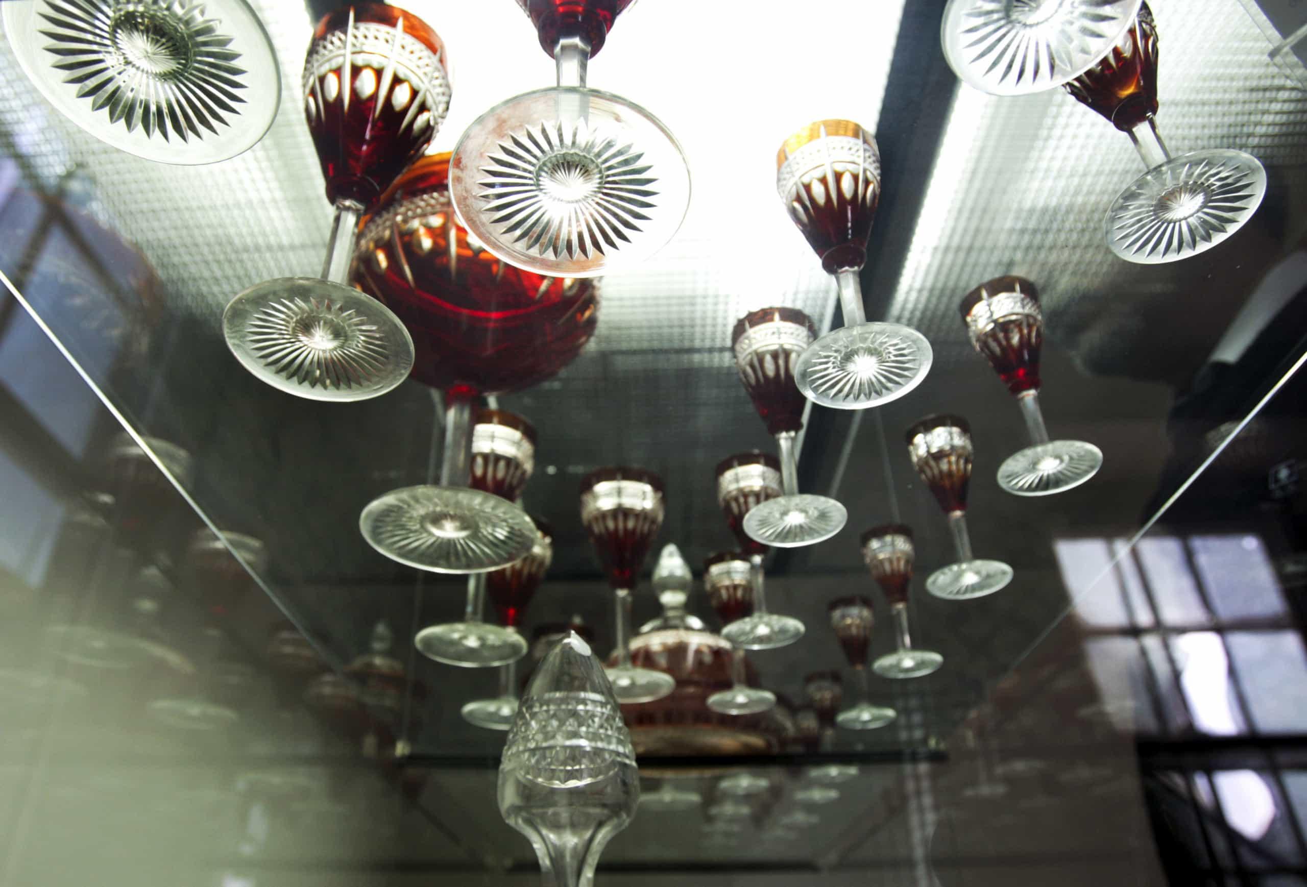 Museu do Vidro comemora 20 anos e convida a conhecer a arte vidreira