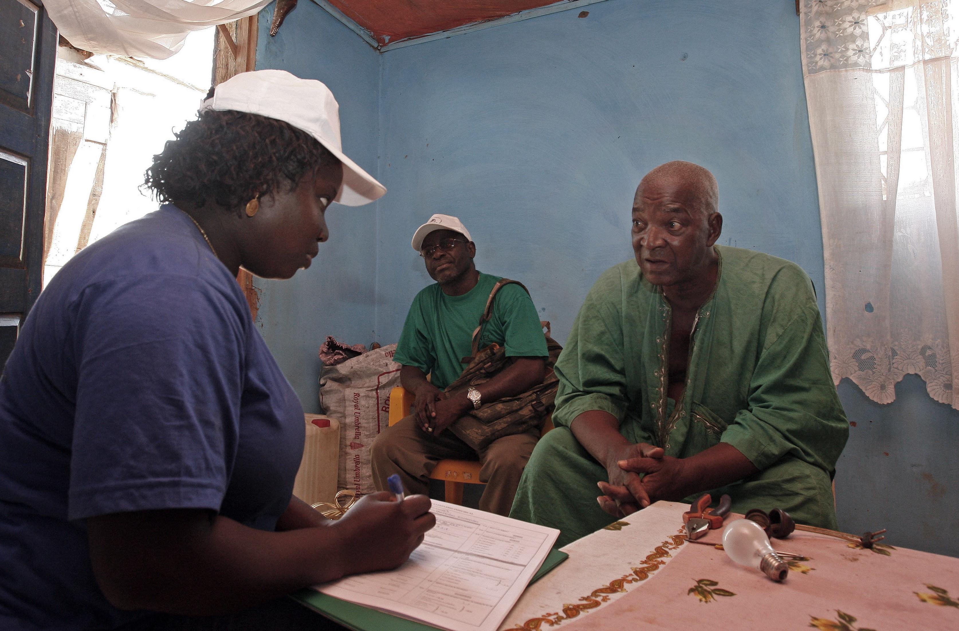 Ministério Público da Guiné-Bissau suspende recenseamento eleitoral