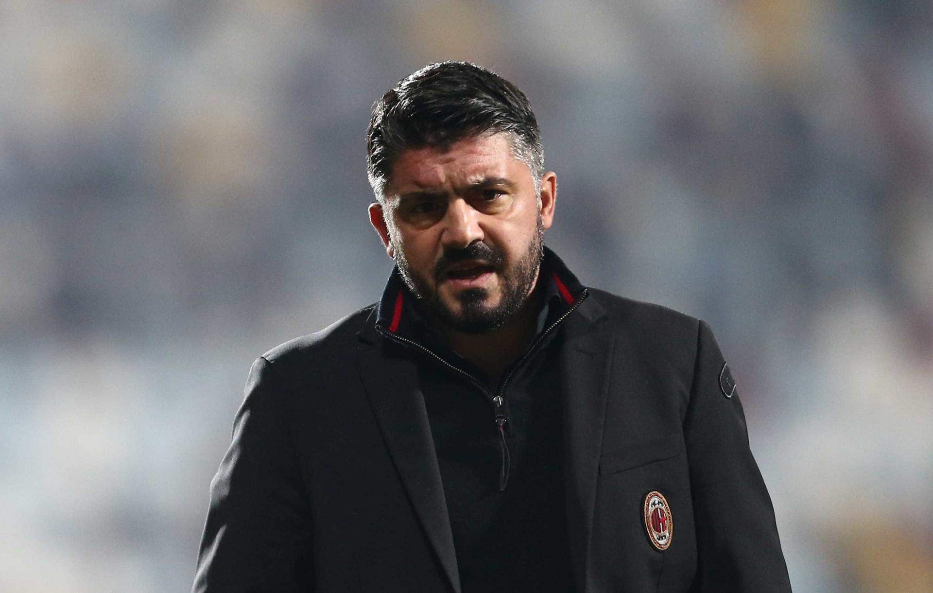 """Gattuso responde com 'sete pedras na mão a jornalista': """"Mas és surdo?"""""""