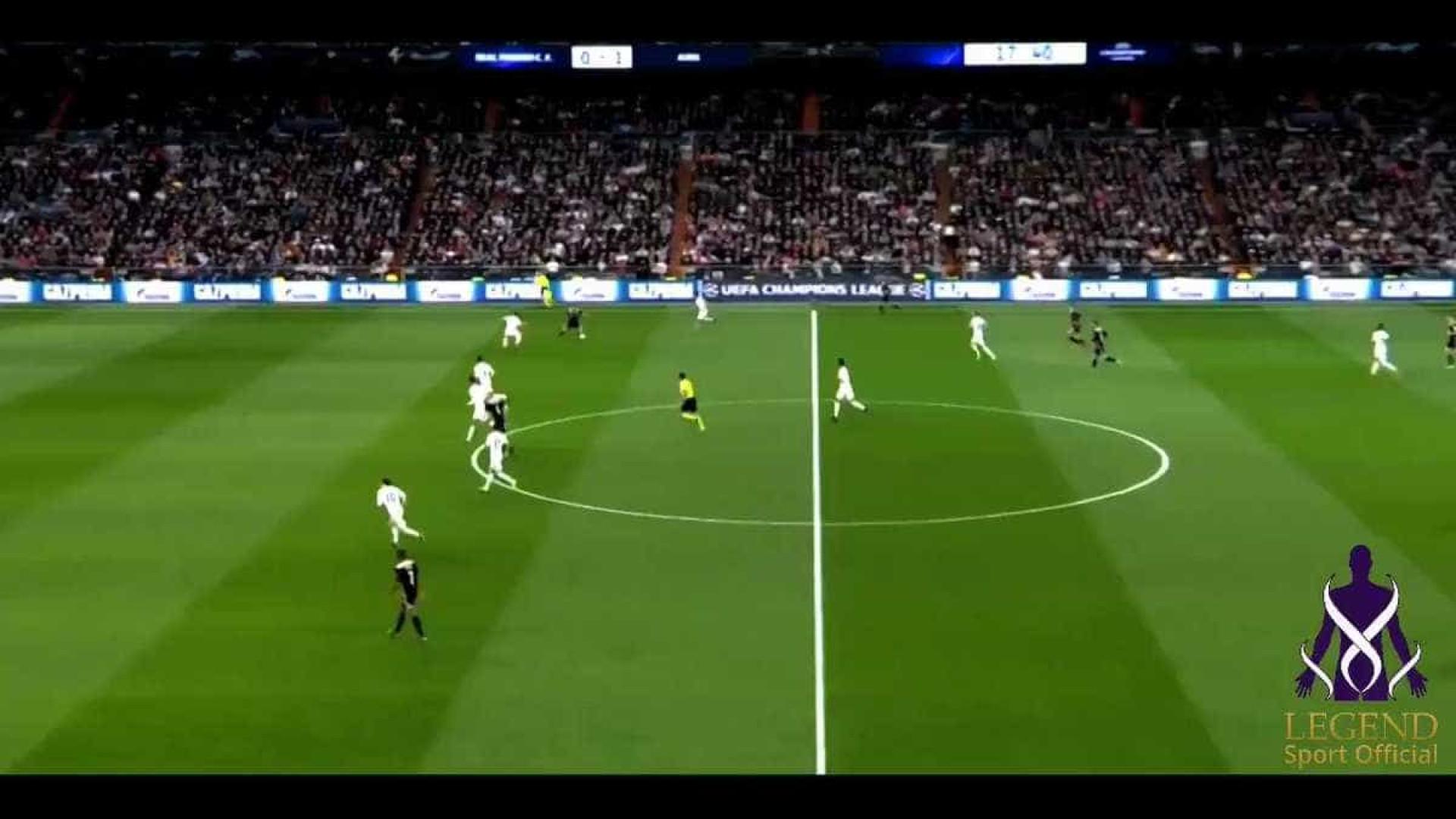 Jogada mágica de Tadic, golo de Neres e.... pesadelo em Madrid