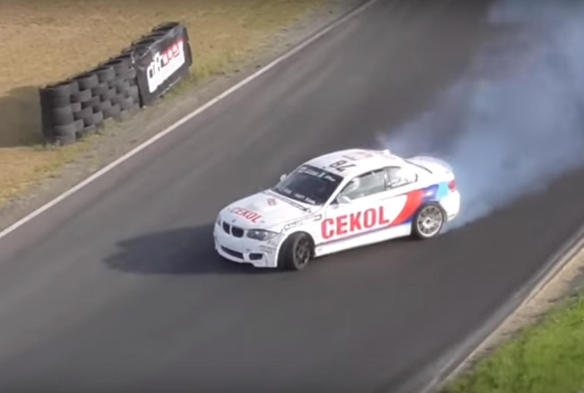 Um BMW... AMG? O impensável foi feito