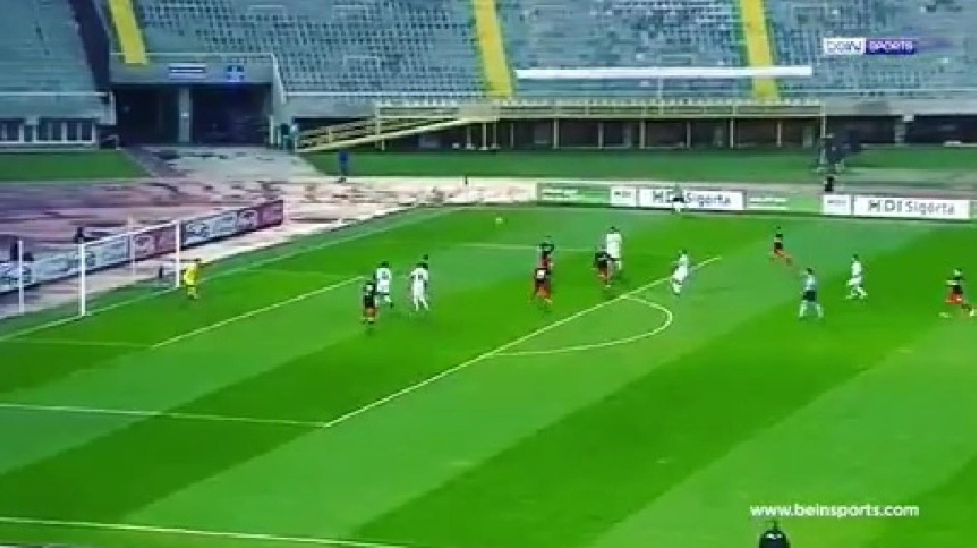 Marco Paixão marca golaço na Turquia que promete dar a volta ao mundo