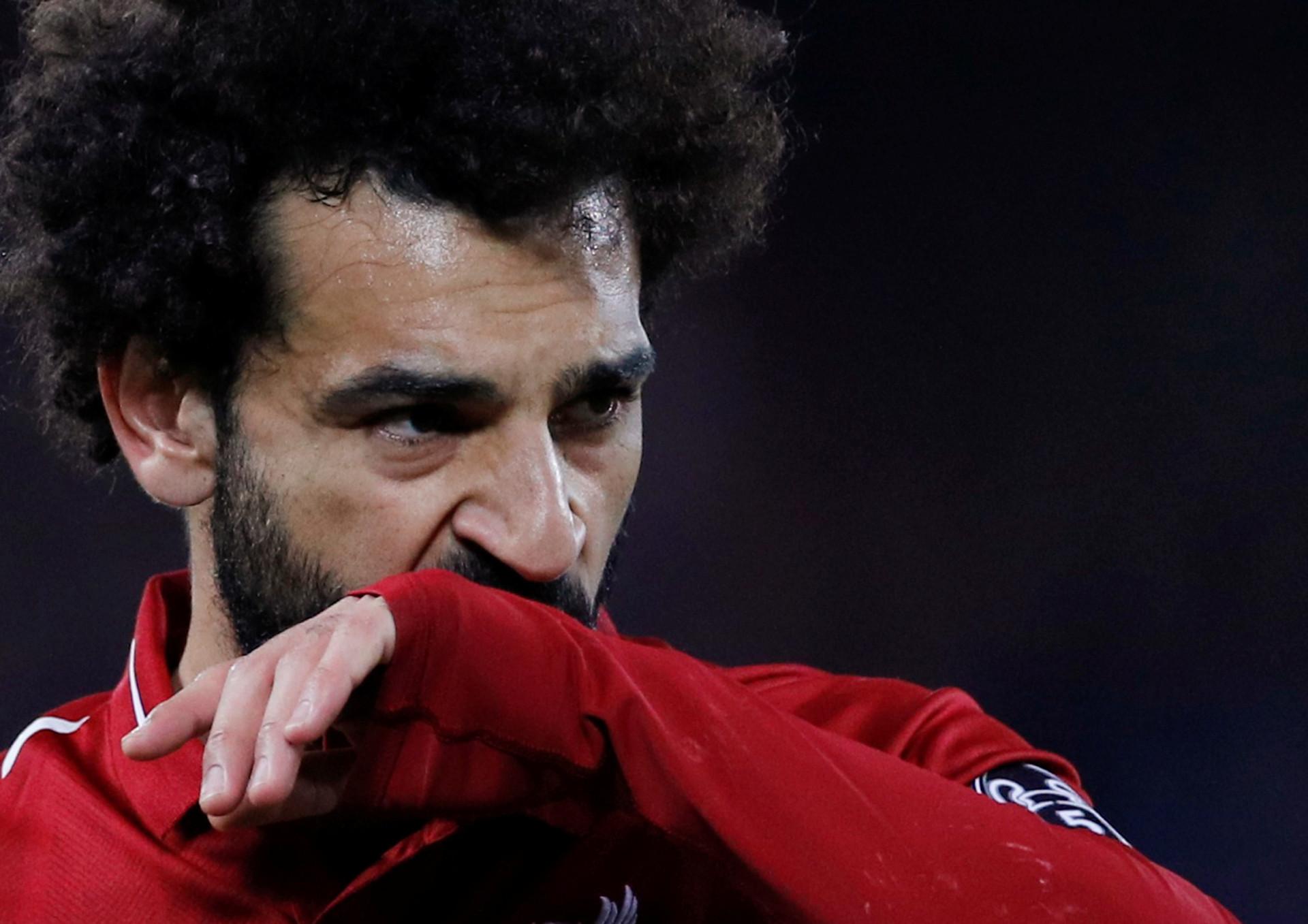 """Estalou o escândalo em Inglaterra por esta canção: """"Salah és um bombista"""""""