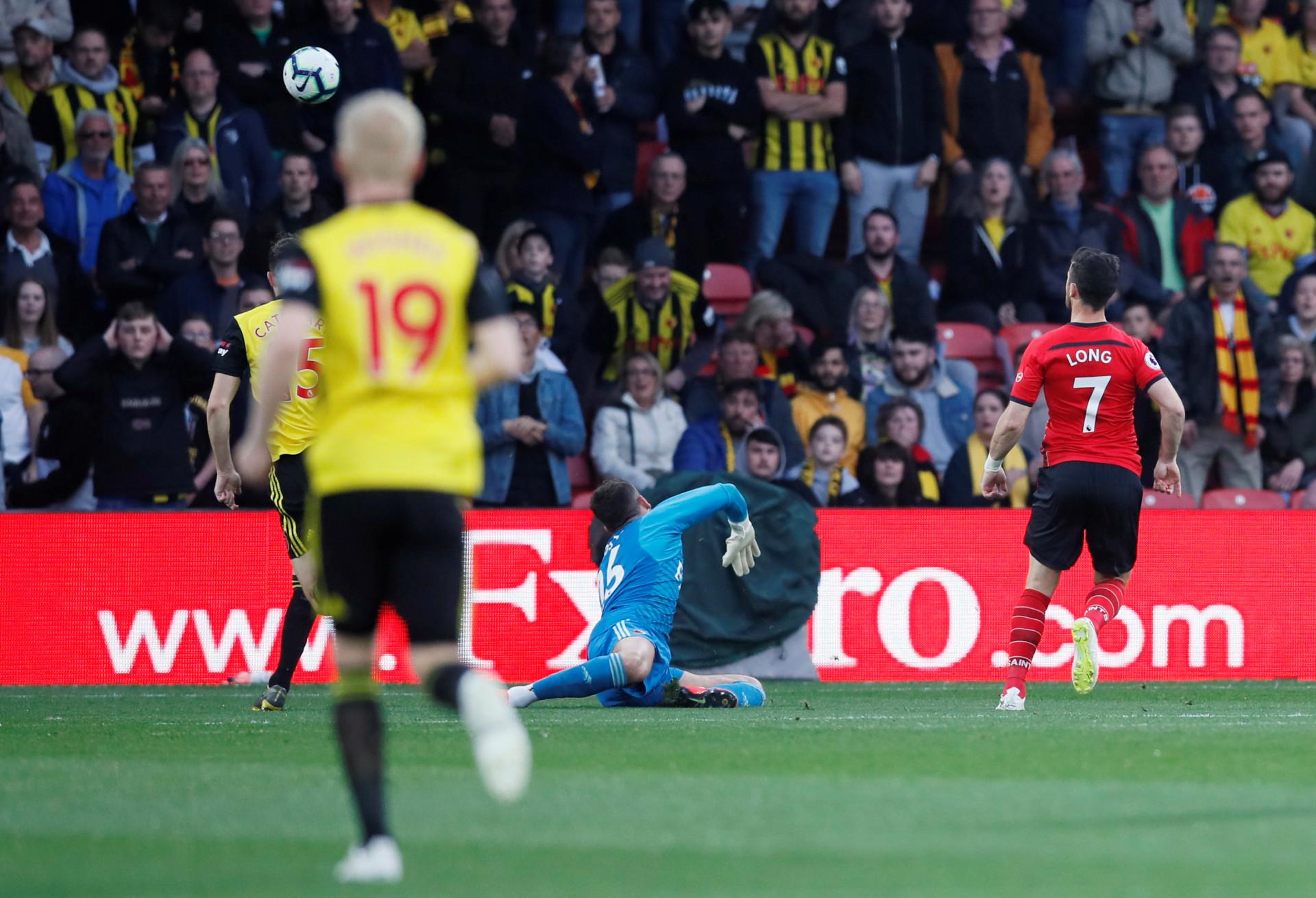 Dia histórico na Premier League: Eis o golo mais rápido da competição