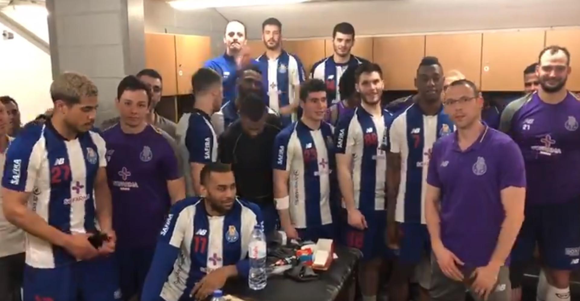 FC Porto venceu o Benfica e deixou dedicatória a Iker Casillas