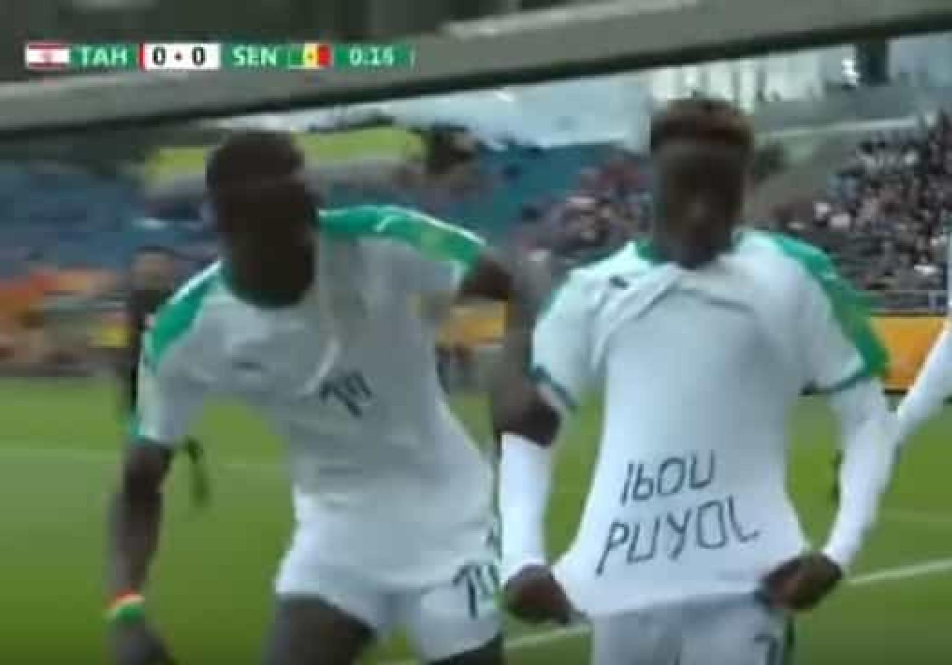 Senegal marca aos nove segundos e estabelece recorde no Mundial sub-20