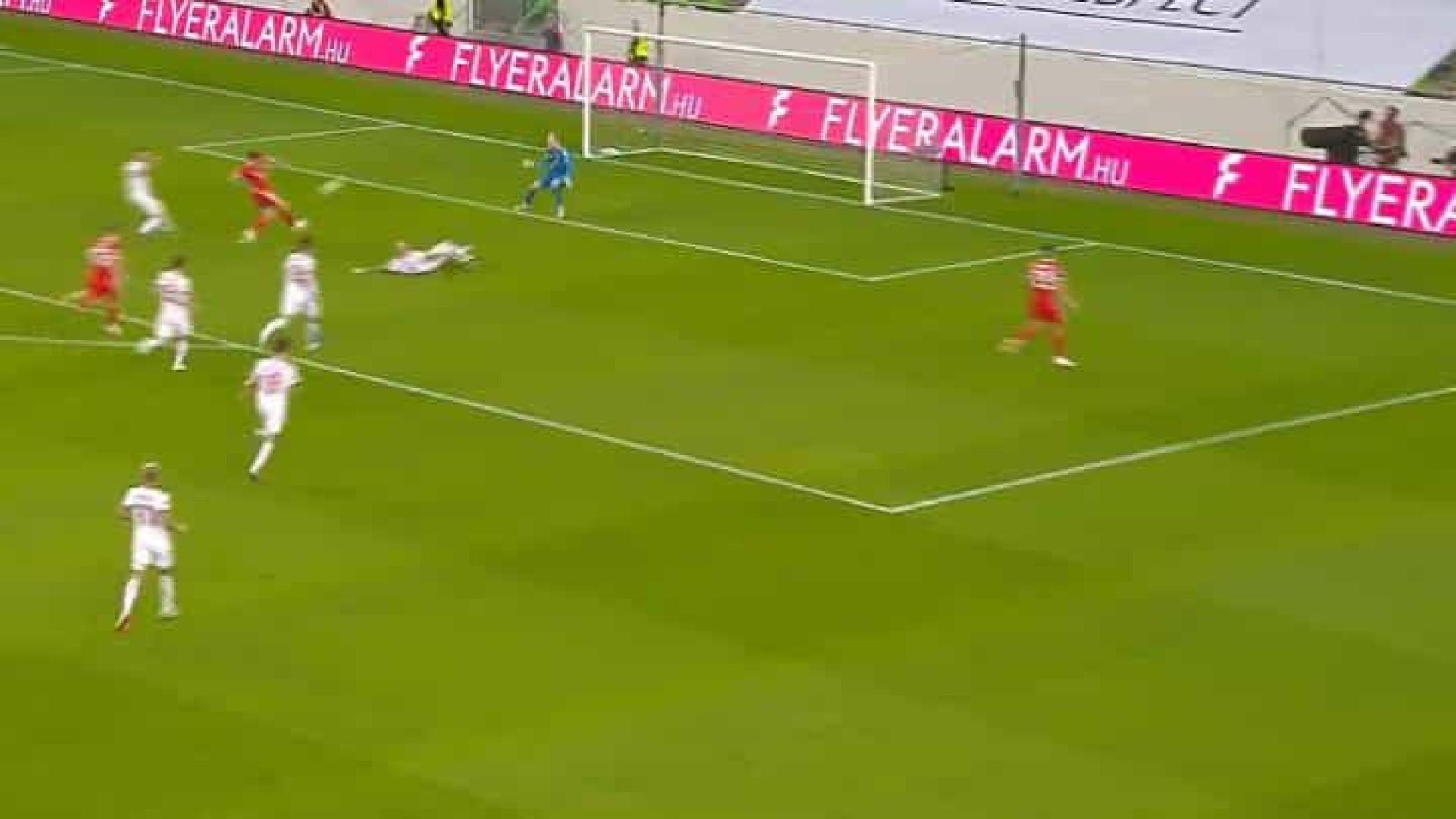 Bale também desilude ao serviço da seleção. Mais um falhanço do galês