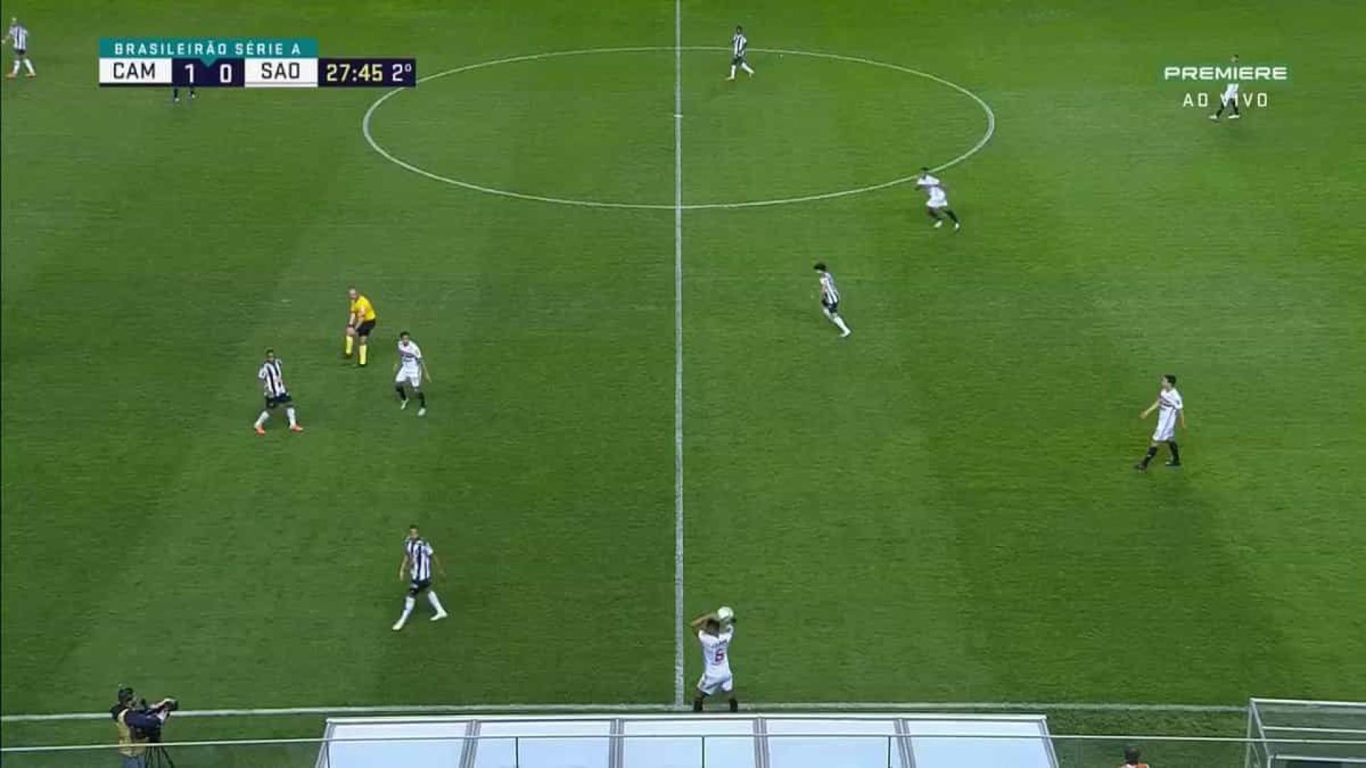 Alexandre Pato, lembra-se dele? Marcou e deu empate ao São Paulo