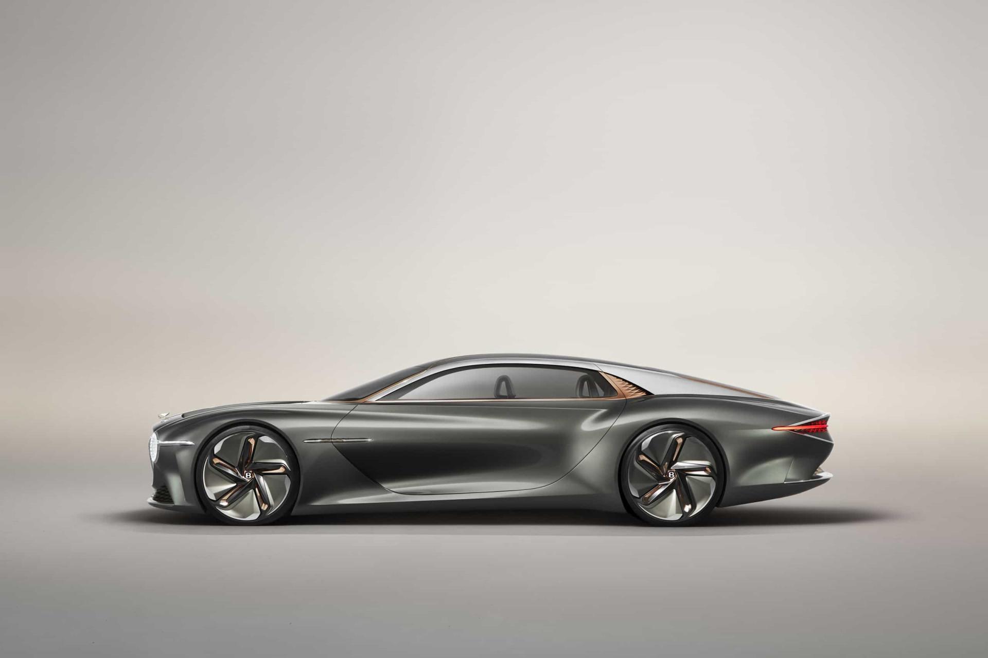 EXP 100 GT: Bentley faz 100 anos e festeja com projeto alucinante