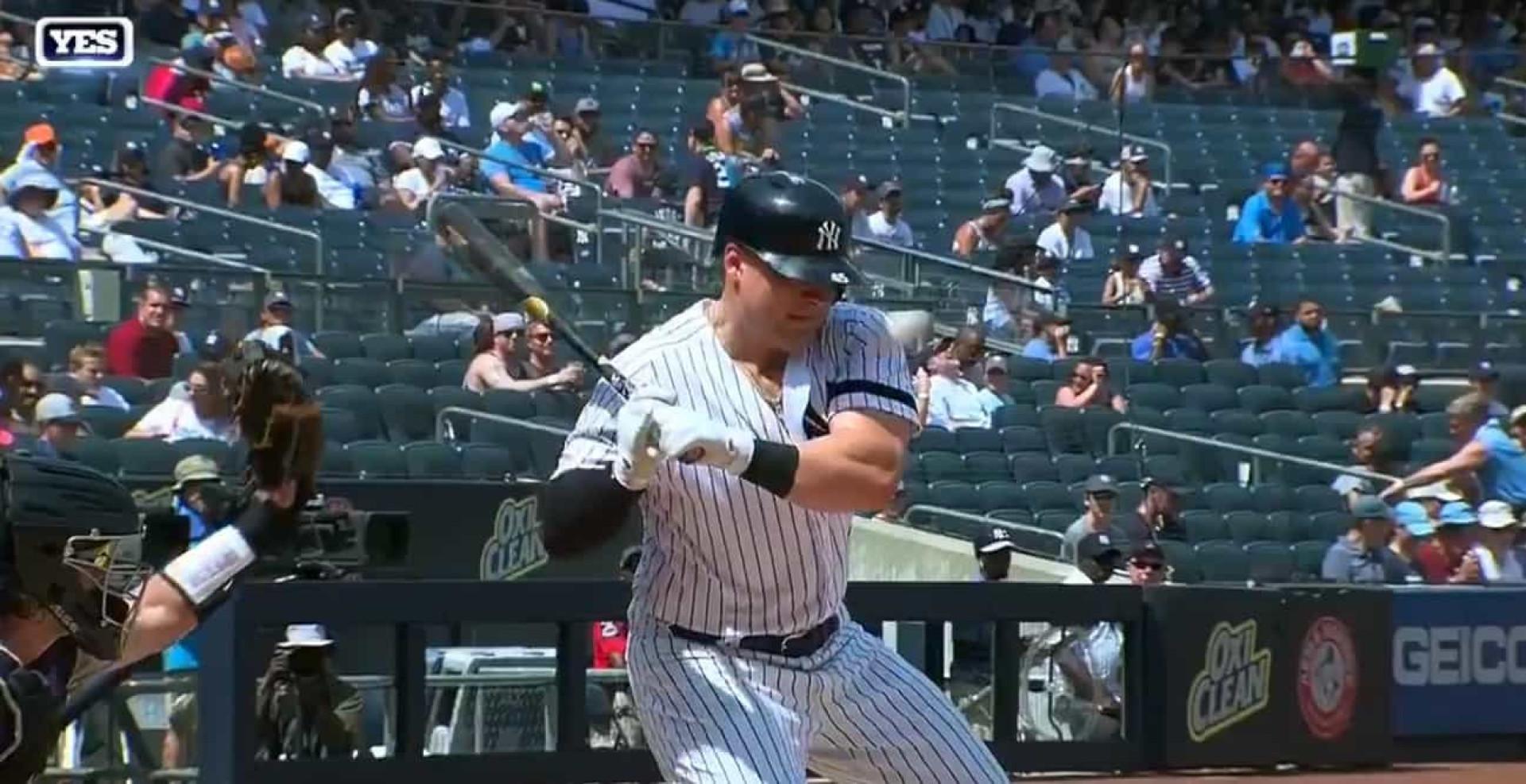 Arrepiante: Jogador de basebol recebe bolada a 157km/h na cara