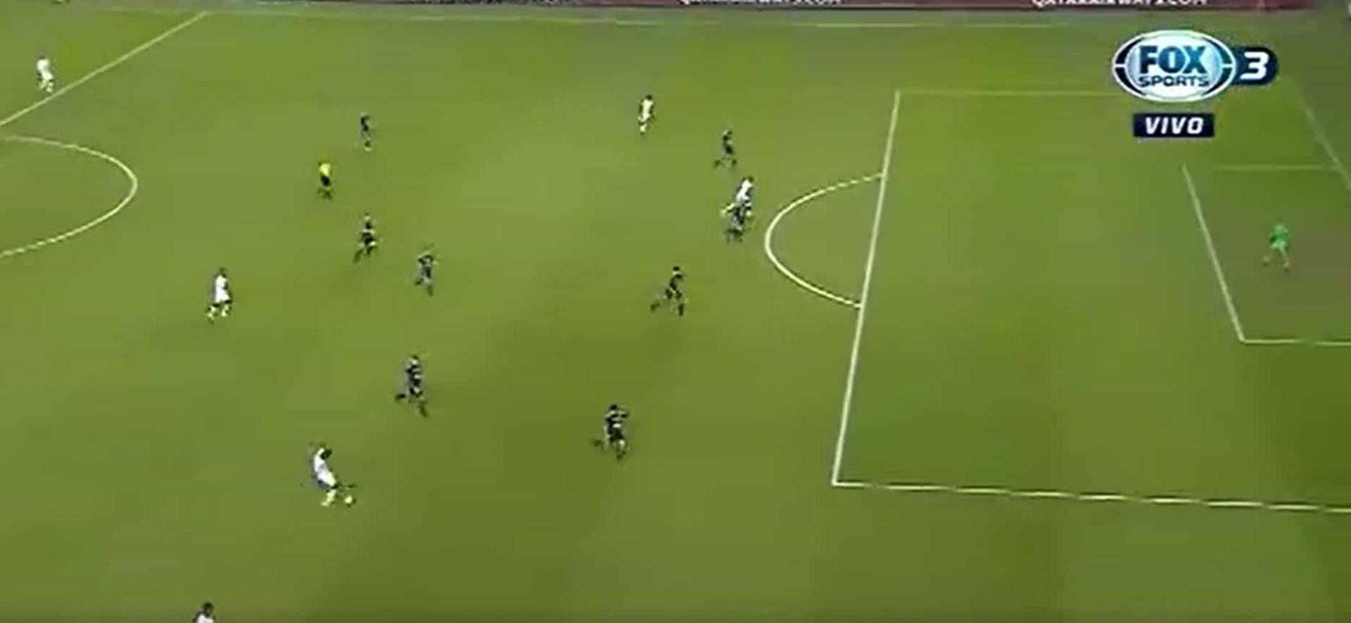 Parece mentira, mas o VAR anulou este golo na Libertadores