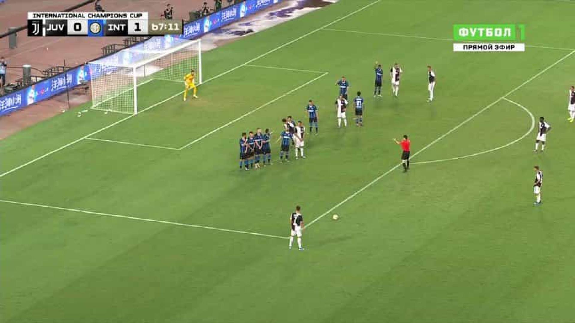 Segundo jogo, segundo golo: Ronaldo volta a faturar pela Juventus