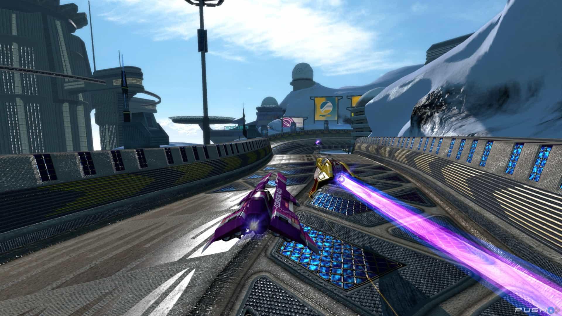 PlayStation propõe regresso a 'WipEout' com jogos grátis de agosto