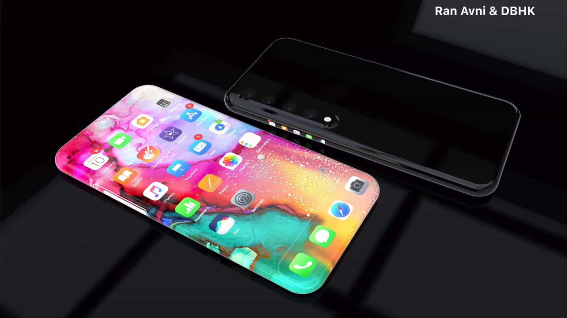 Este é o 'concept' que o vai deixar ansioso pelo iPhone do futuro
