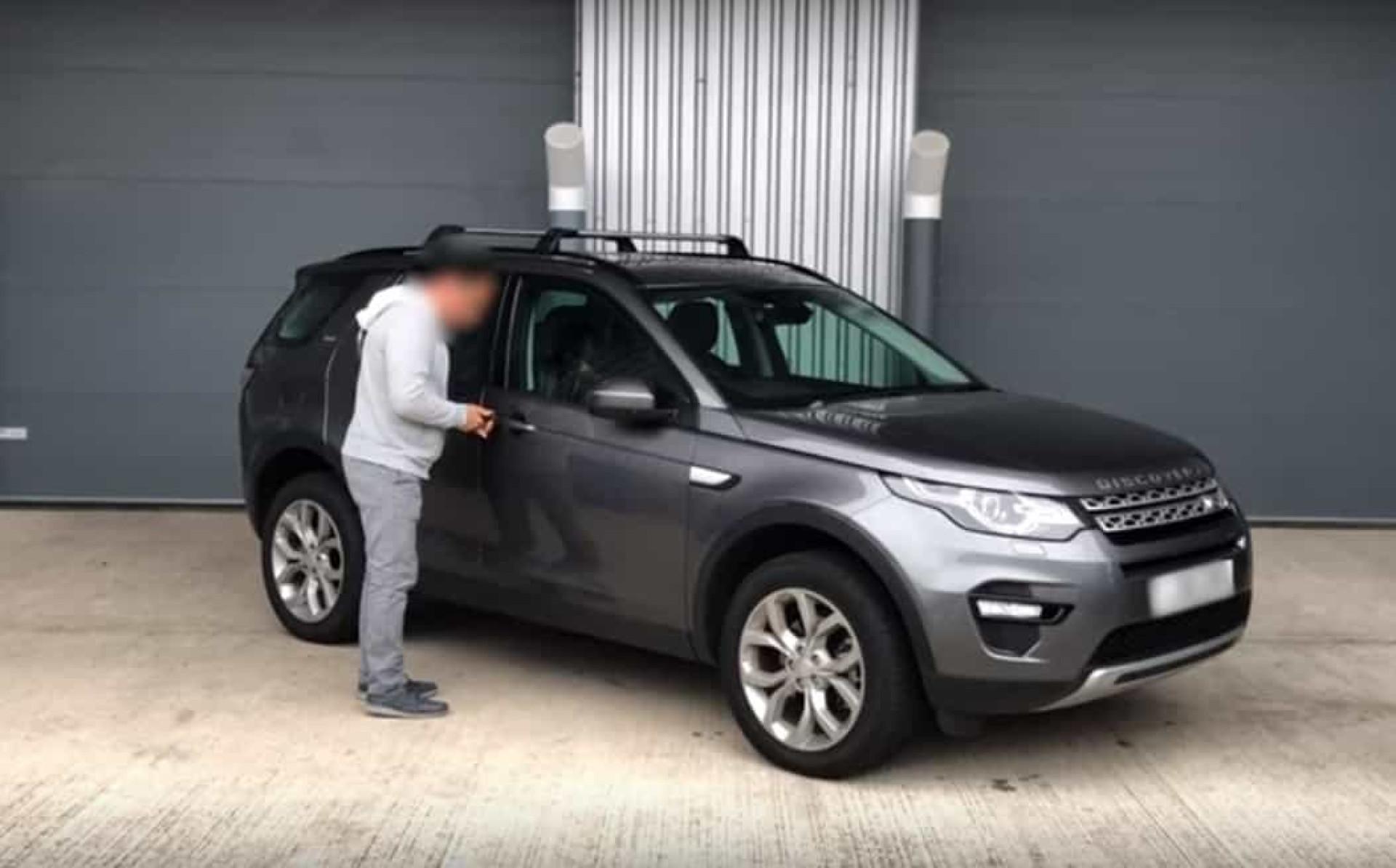 Carros com sistema sem chave podem ser roubados... em 10 segundos
