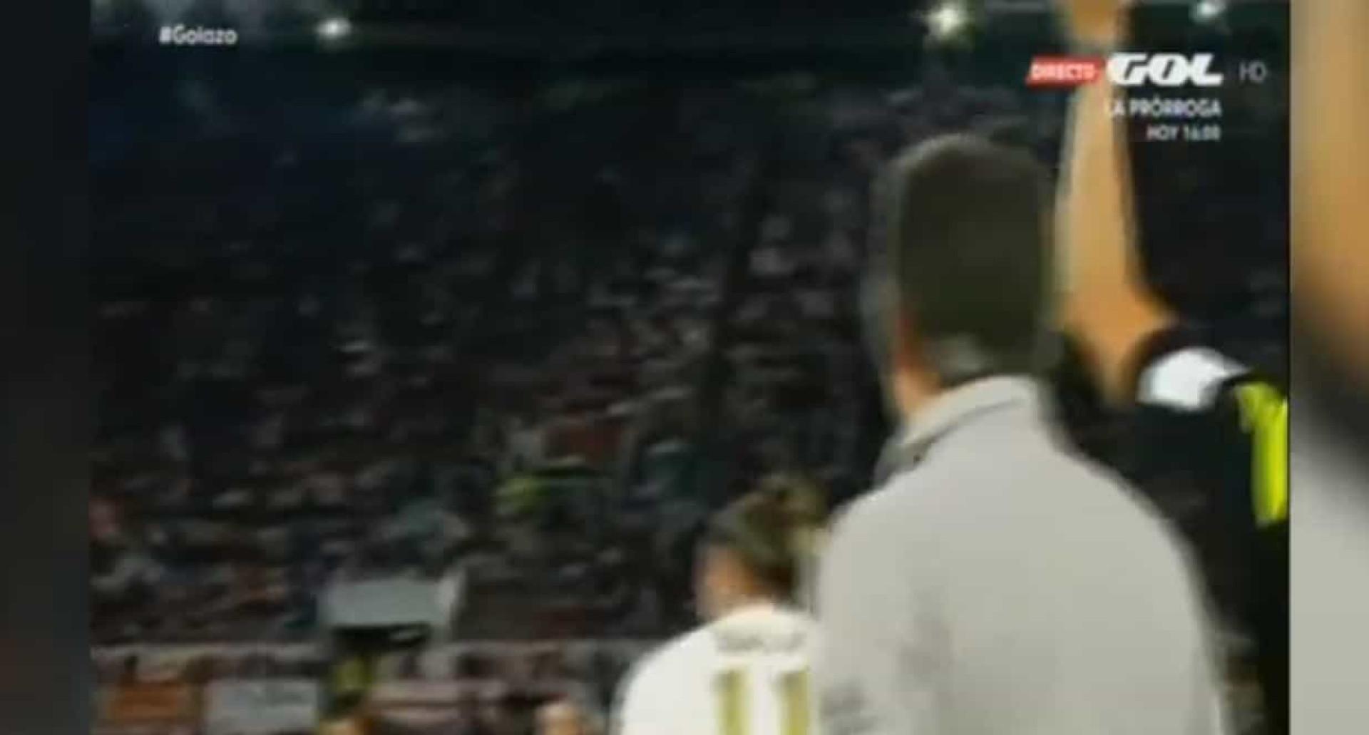 'De cortar à faca': O momento que agrava a tensão entre Zidane e Bale