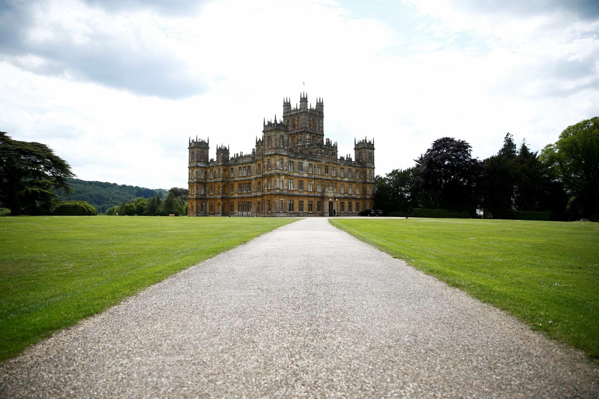 Do pequeno para o grande ecrã. Filme 'Downton Abbey' estreia em setembro