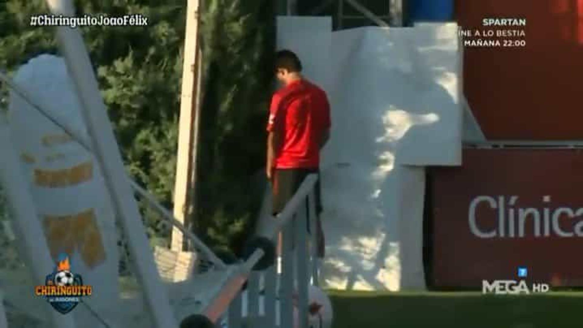 Espanhóis não dão tréguas a Félix e captam craque em 'momento privado'