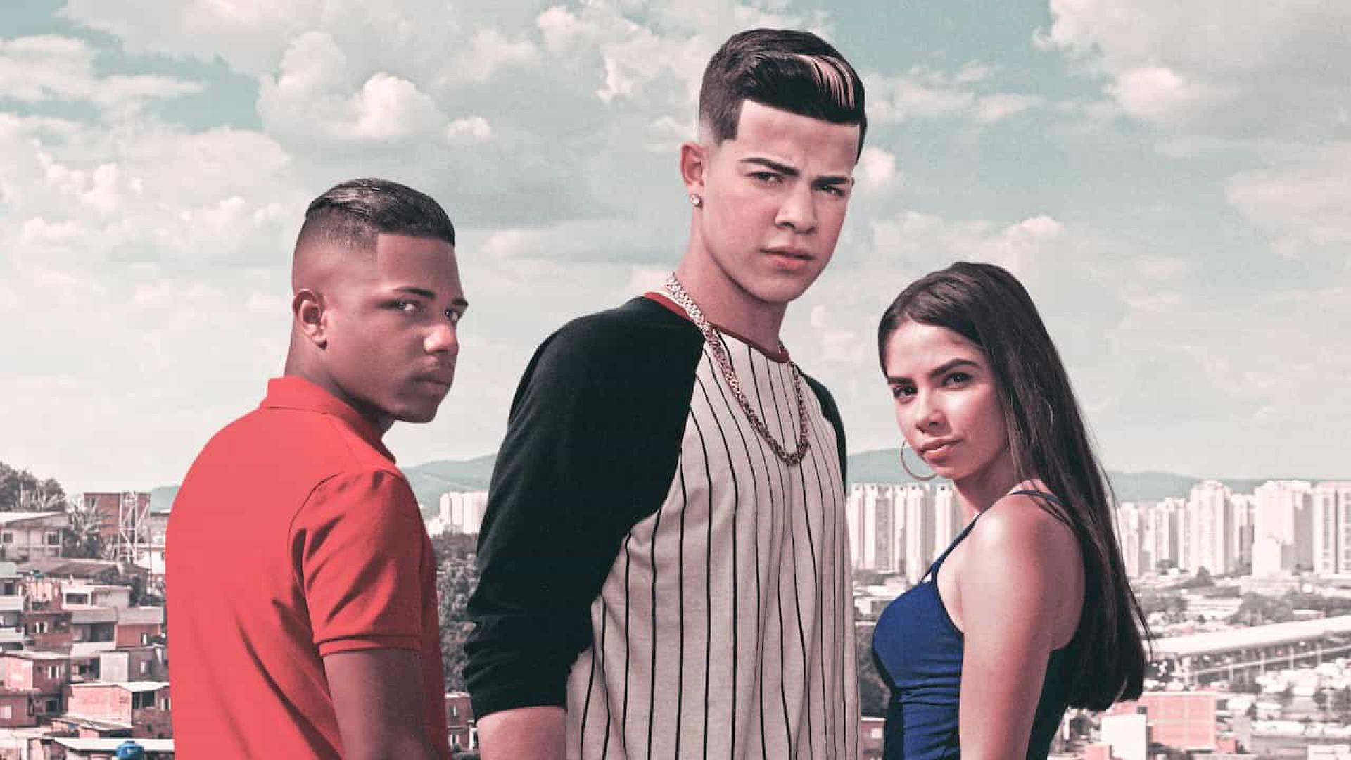 Gosta de funk? 'Sintonia' é a série brasileira que tem de ver na Netflix