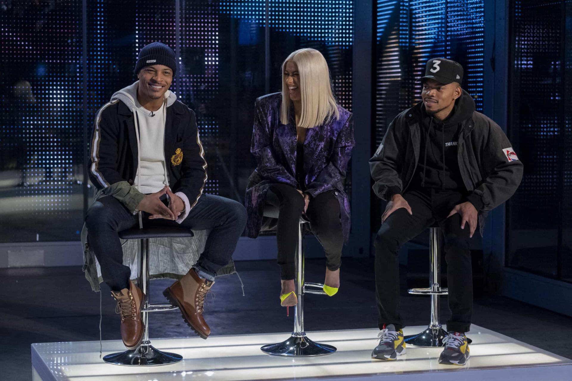 Chance the Rapper, Cardi B e TI serão juízes em competição da Netflix