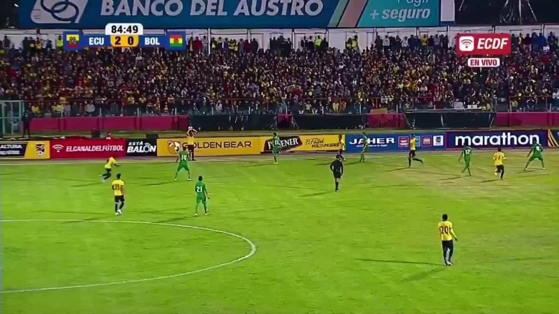 Atenção Leonel Pontes: 'Menino' Plata já marca pela seleção principal
