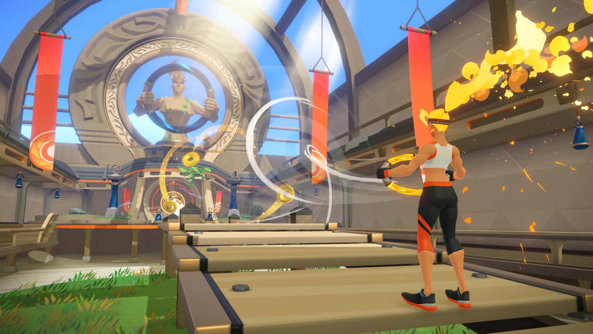 A Nintendo quer levá-lo numa aventura enquanto faz exercício