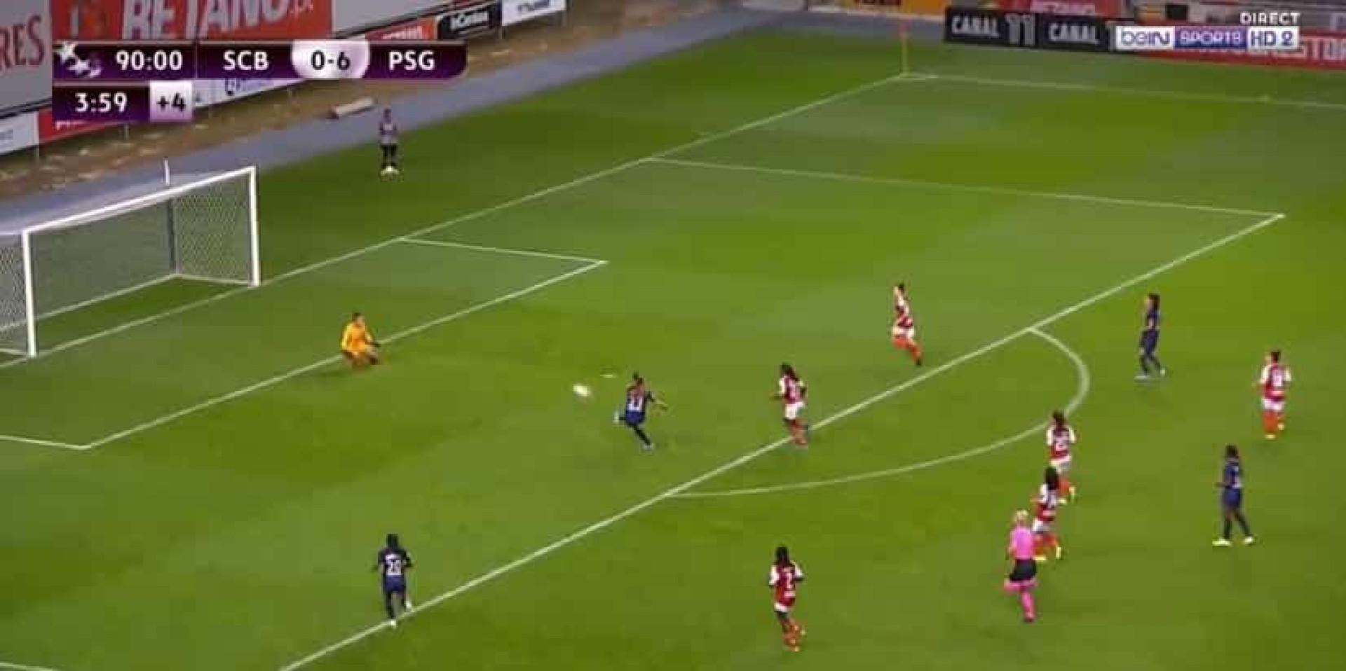 O golo que colocou um ponto final no pesadelo do Sp. Braga