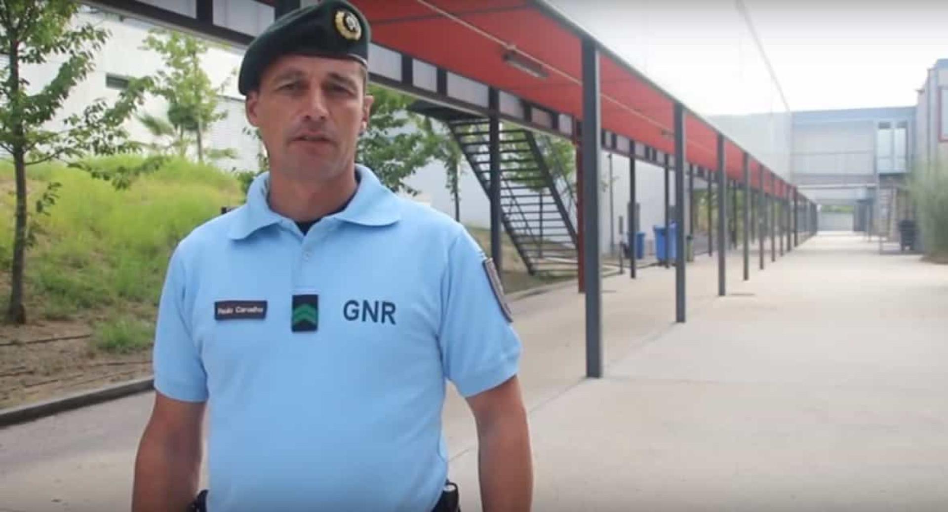 GNR deseja (em vídeo) um bom ano letivo e em segurança