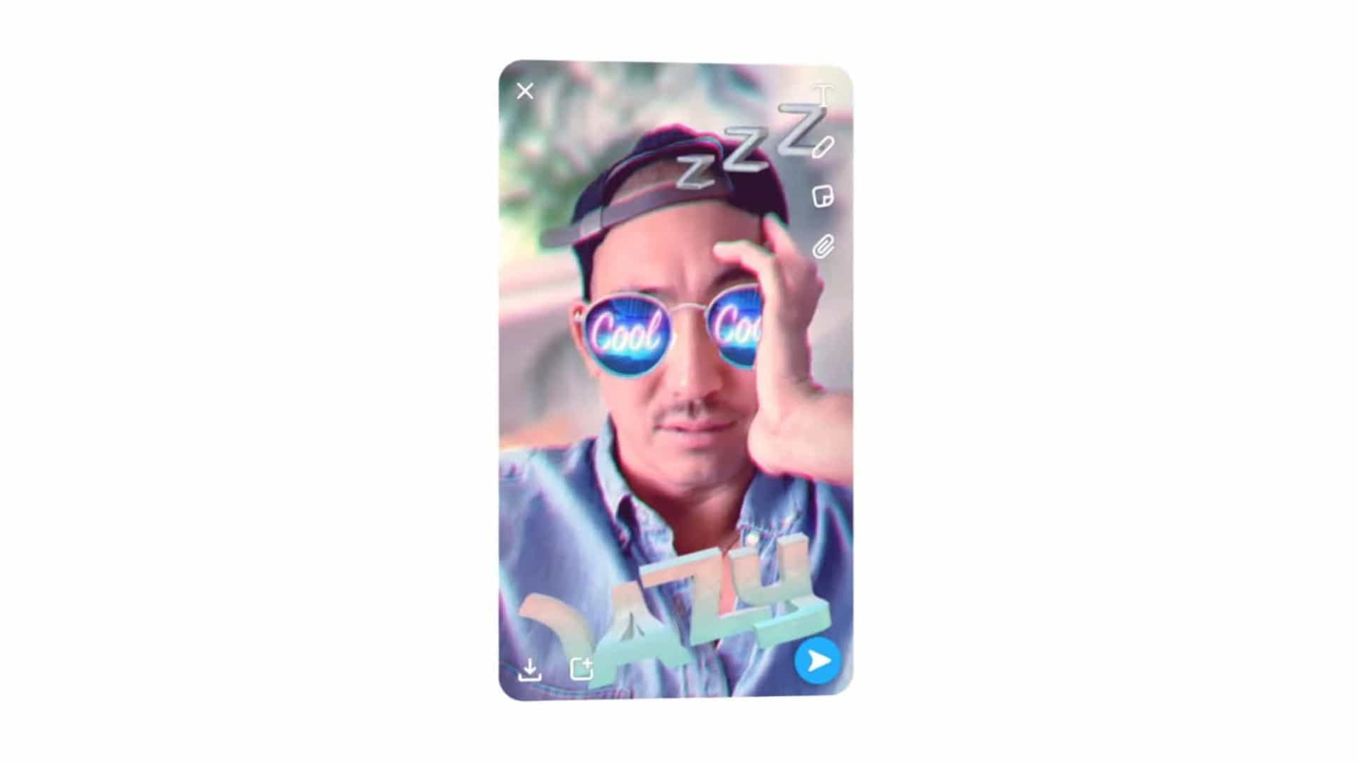 Novo modo de câmara do Snapchat é exclusivo do iPhone