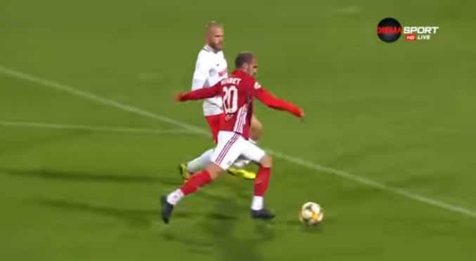 Tiago Rodrigues marca e ajuda CSKA Sófia a derrotar o Tsarsko Selo