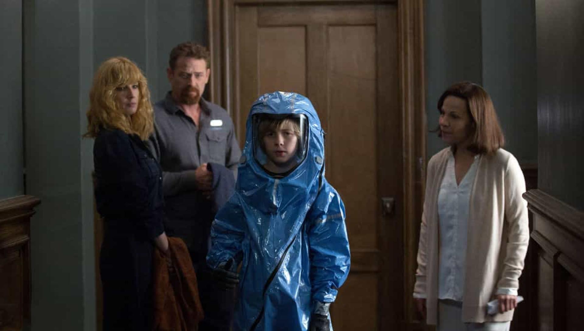 Novo filme de terror da Netflix chega a tempo do Halloween