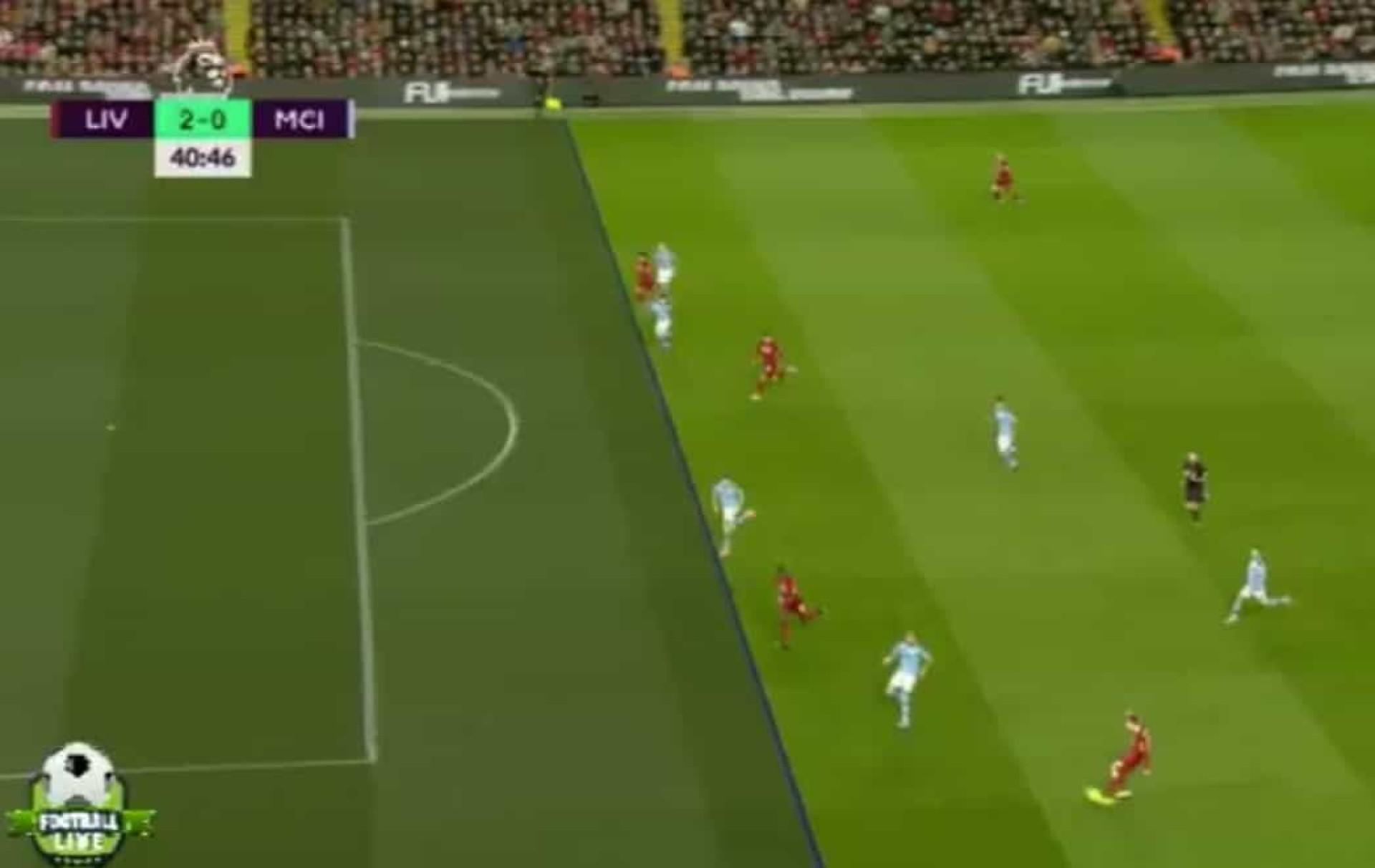 Salah marcou, mas lançou o debate. Golo do Liverpool foi bem validado?