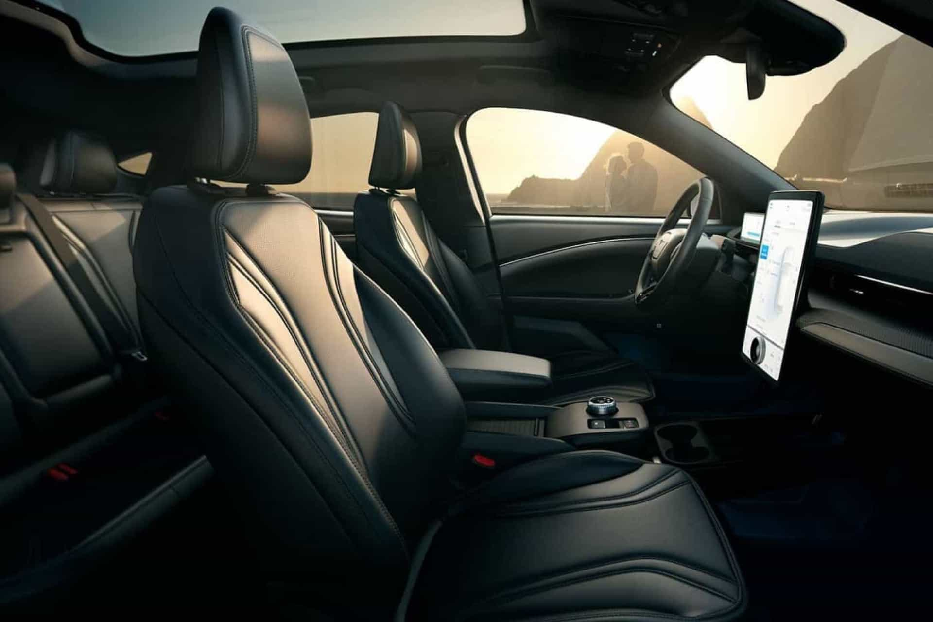 Ford Mustang Mach-E foi apresentado oficialmente. Veja as imagens