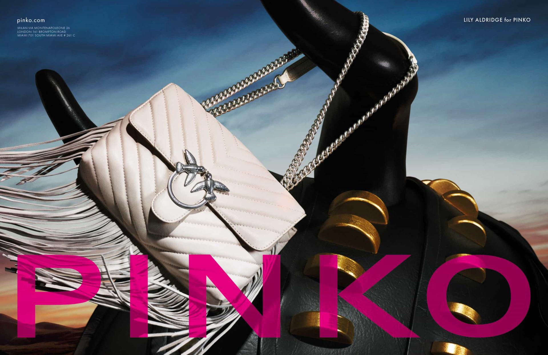 Fique a conhecer a campanha primavera-verão da PINKO