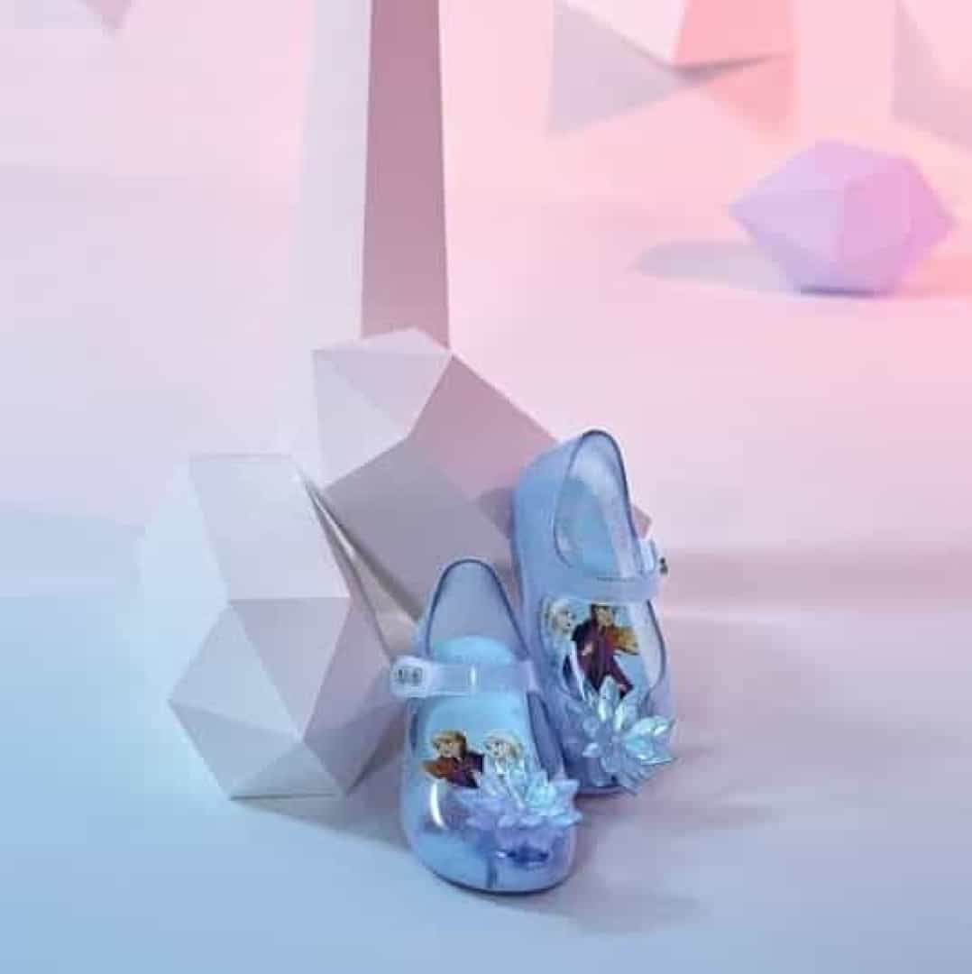 Ana e Elsa são as estrelas! Melissa apresenta coleção do filme 'Frozen'