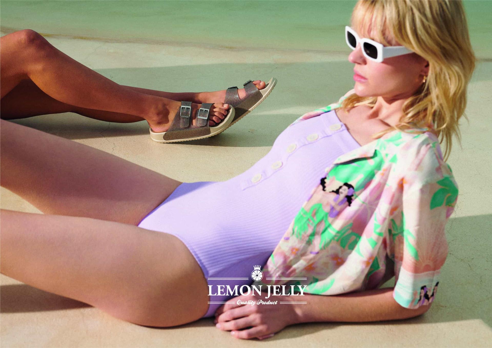 Lemon Jelly apresenta 'Sensori Tale' para a primavera/verão '20