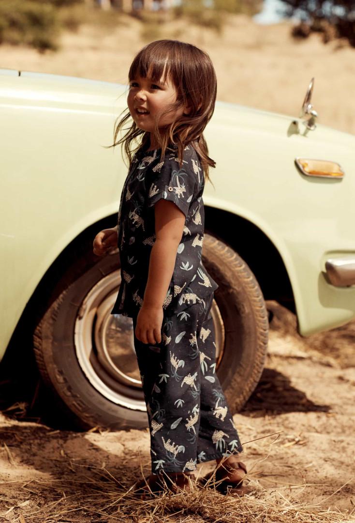'Under The Sun': Descubra a nova coleção primavera/verão da Mango Kids