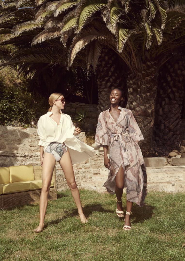 Viaje até Côte d'Azur: Noites quentes e sensuais de verão com a H&M