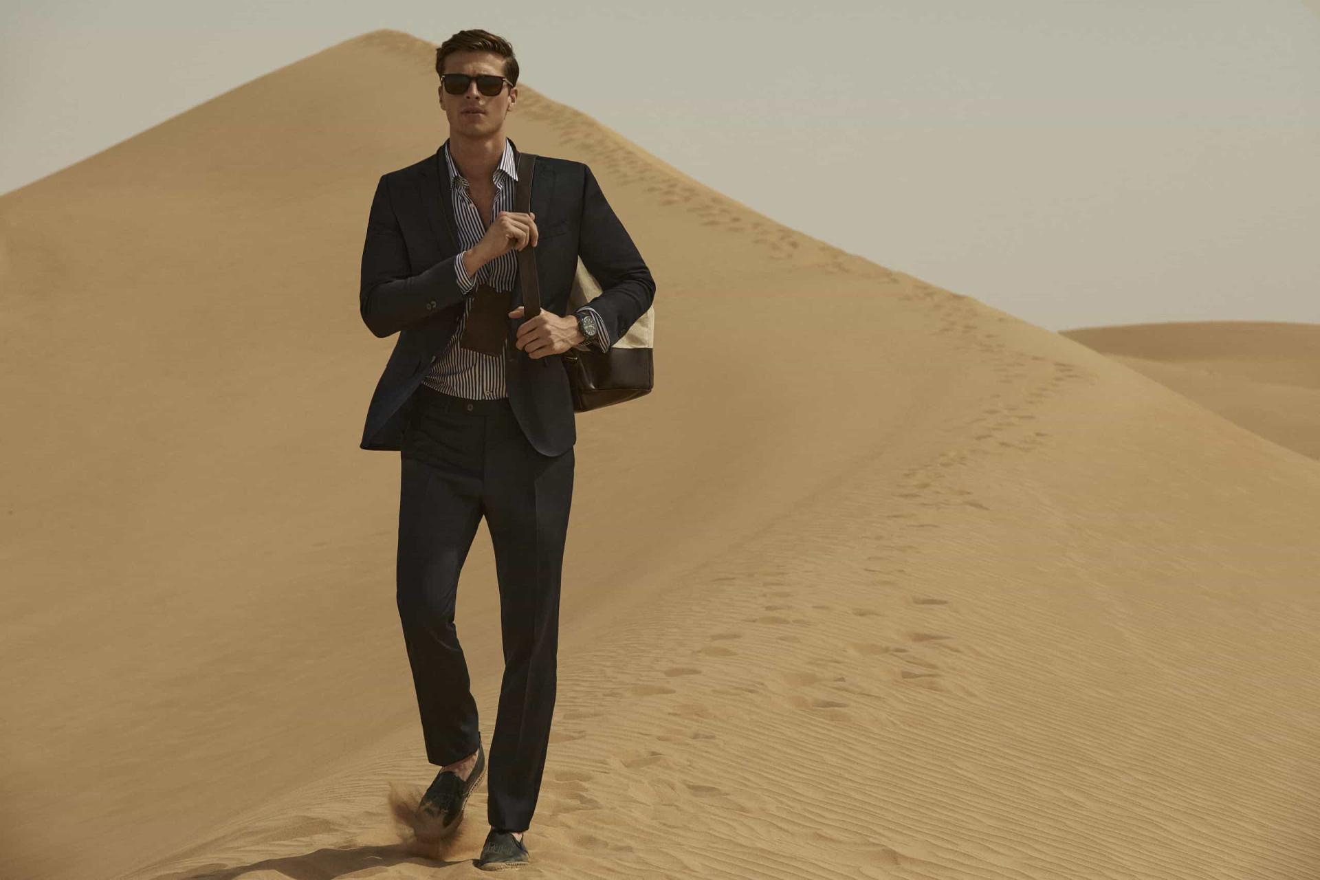 Pedro del Hierro apresenta Desert Effect : Um verão solarengo e tranquilo