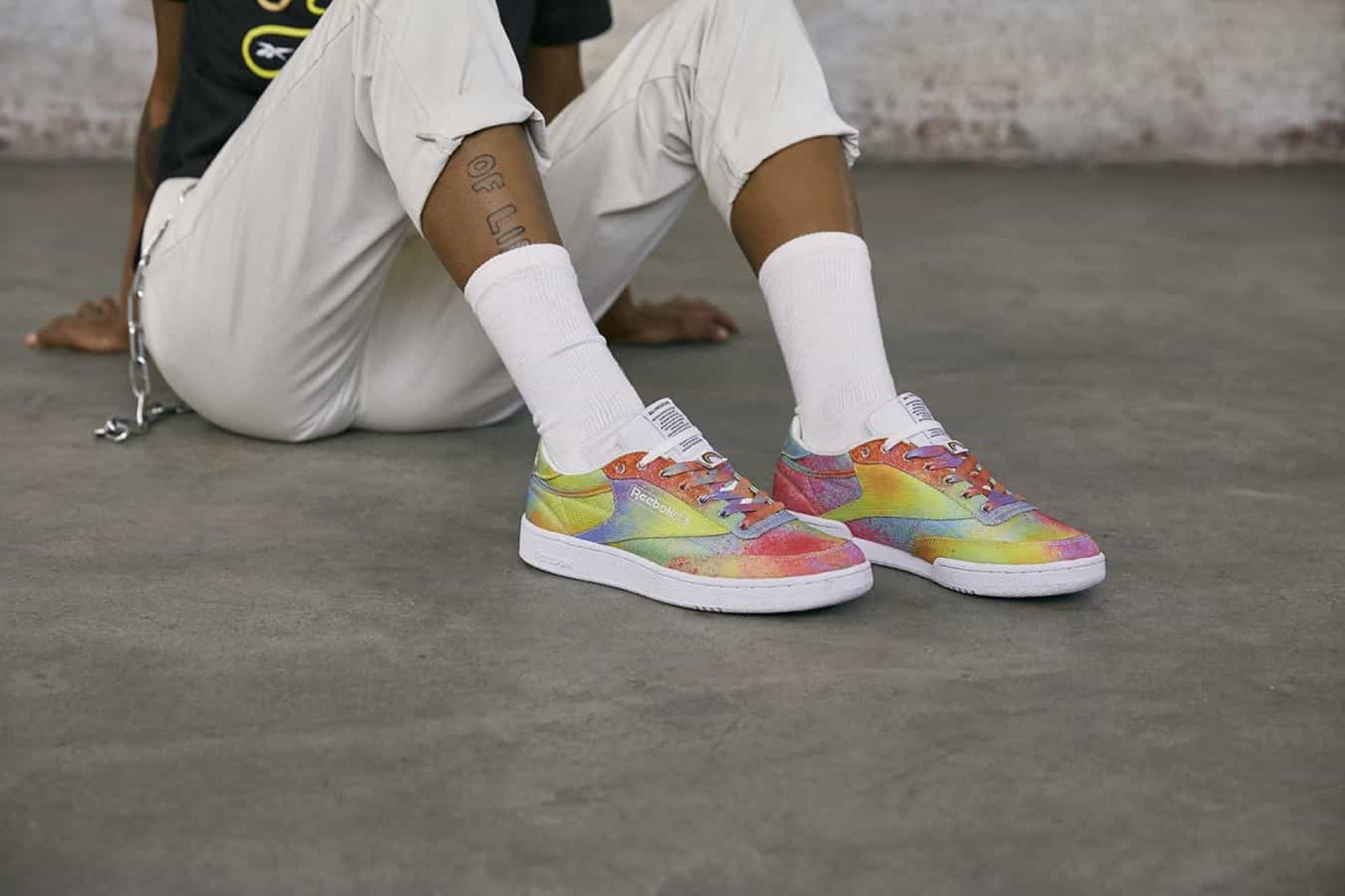 Reebok celebra o Orgulho LGBTQ+ com nova coleção