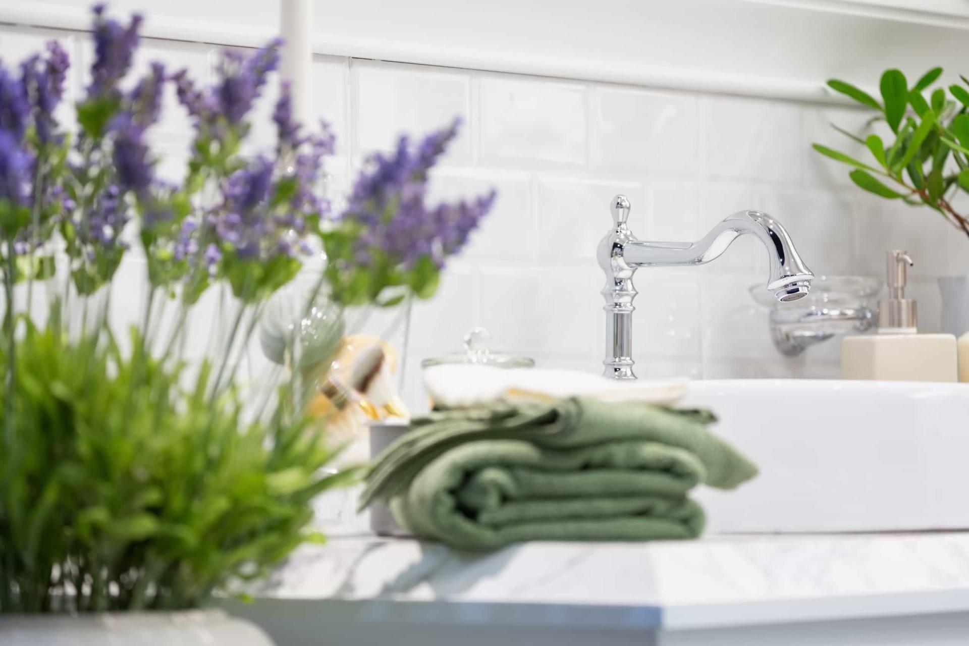 Superpoderes. Os benefícios calmantes da lavanda
