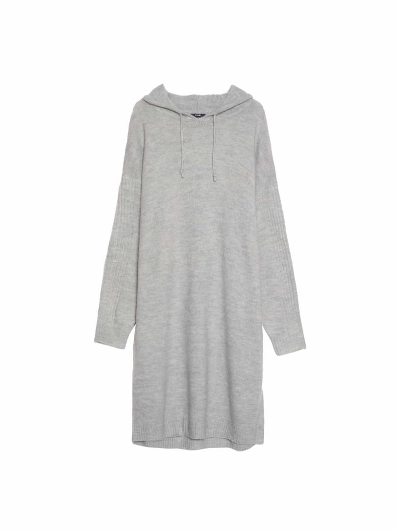 Aposte na tendência do sweater dress, a peça estrela da estação
