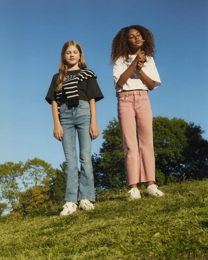 Mango Teen, a nova coleção destinada a adolescentes dos 11 aos 15 anos