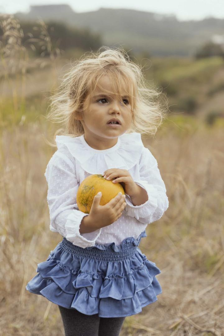 Maria Concha apresenta coleção de outono para bebés e crianças