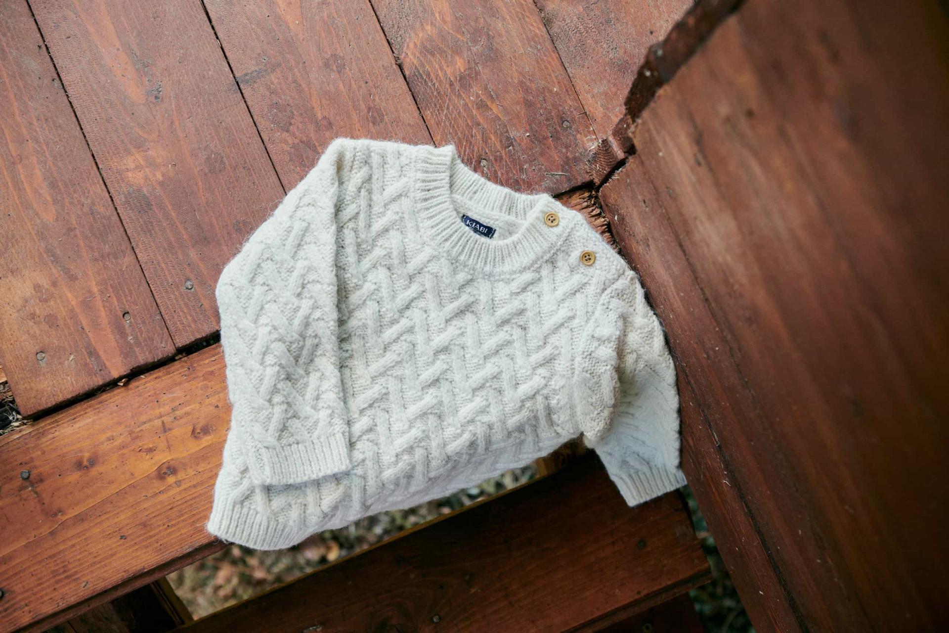 Para a Kiabi, as camisolas são a peça 'statement' deste inverno