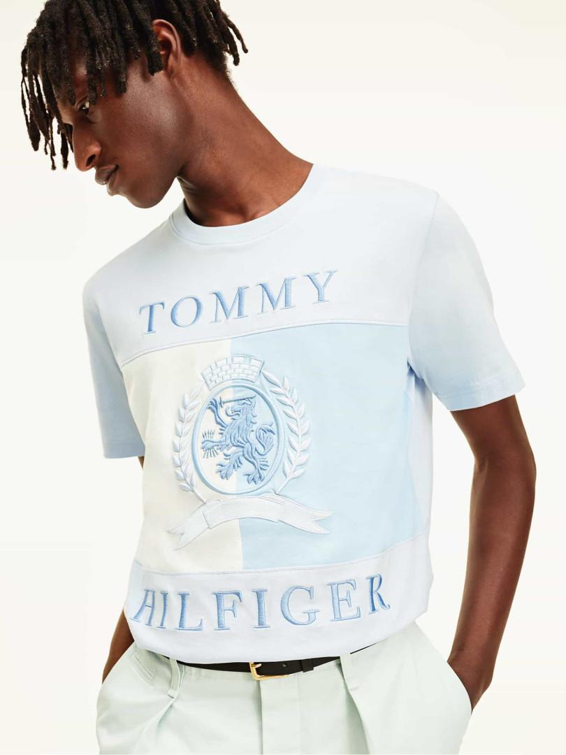 A nova coleção da Tommy Hilfiger celebra estética desportiva vintage