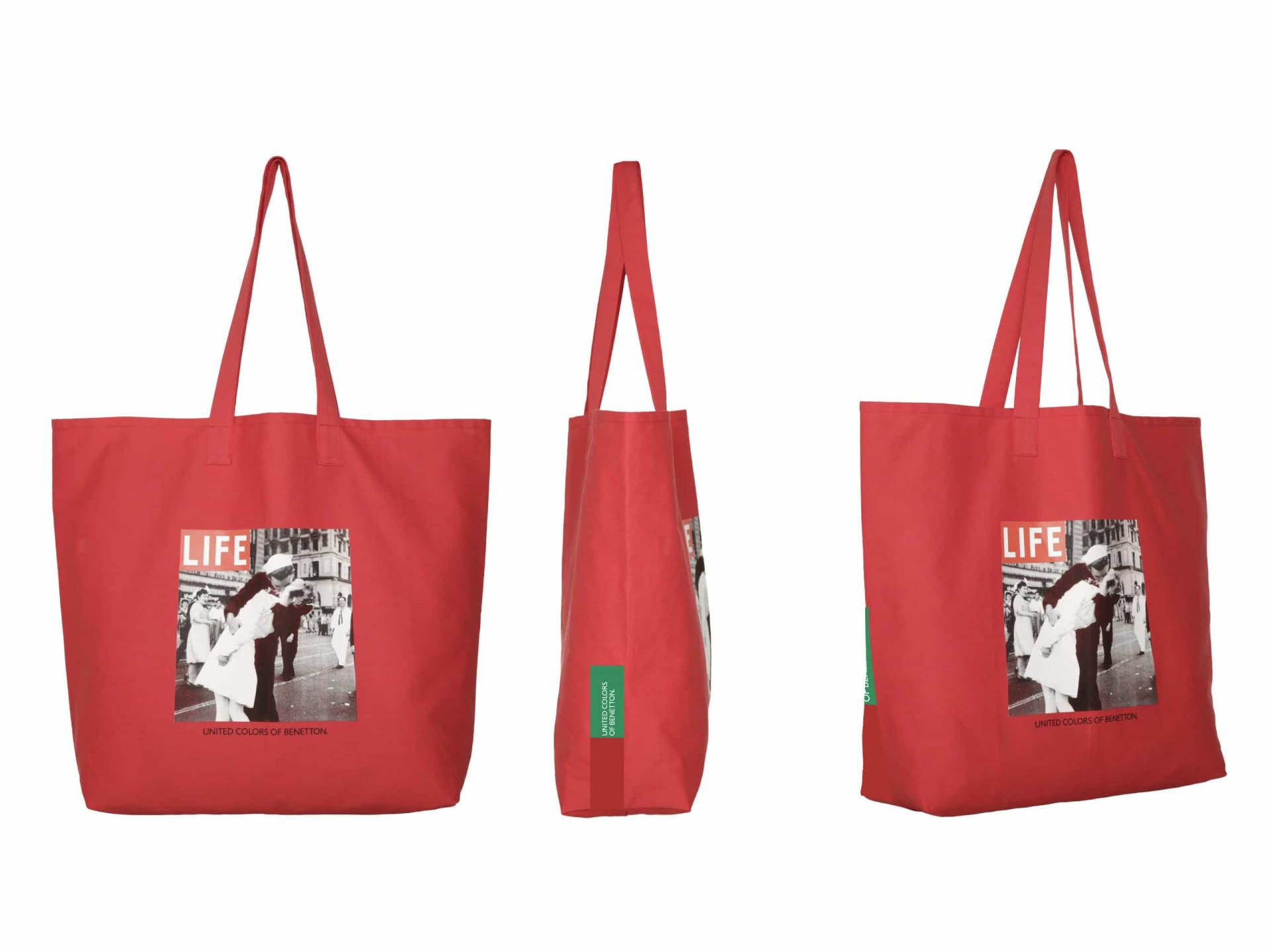 Nova coleção da Benetton é uma homenagem à icónica revista Life