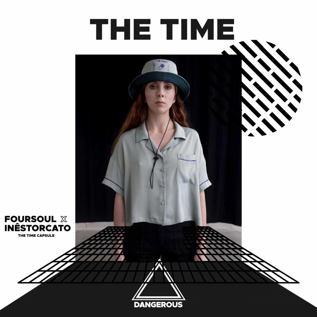Foursoul X Inês Torcato: Apresentam a coleção The Time Capsule