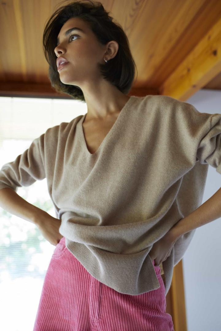 Parfois lança nova coleção de sweaters 100% cashmere